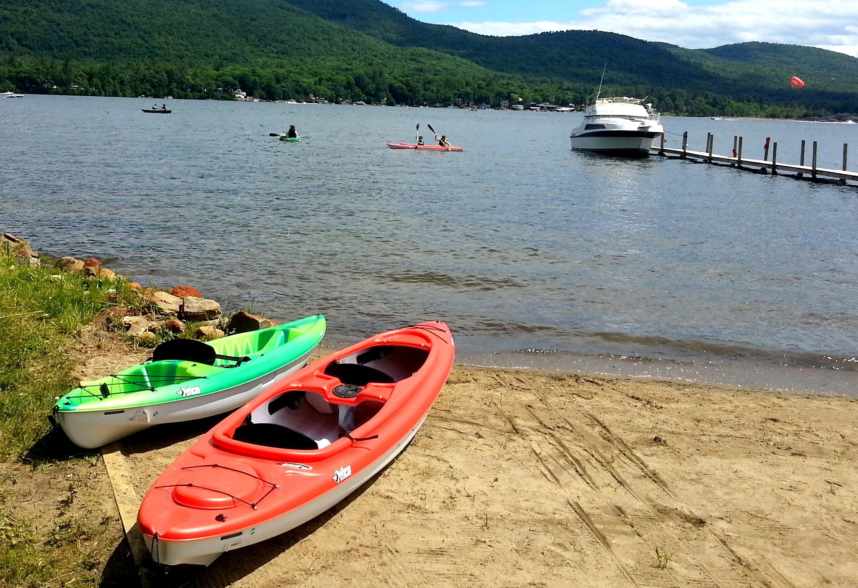 Lake George Kayak Rentals