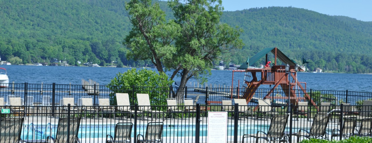 Lake George Lakeside Pool