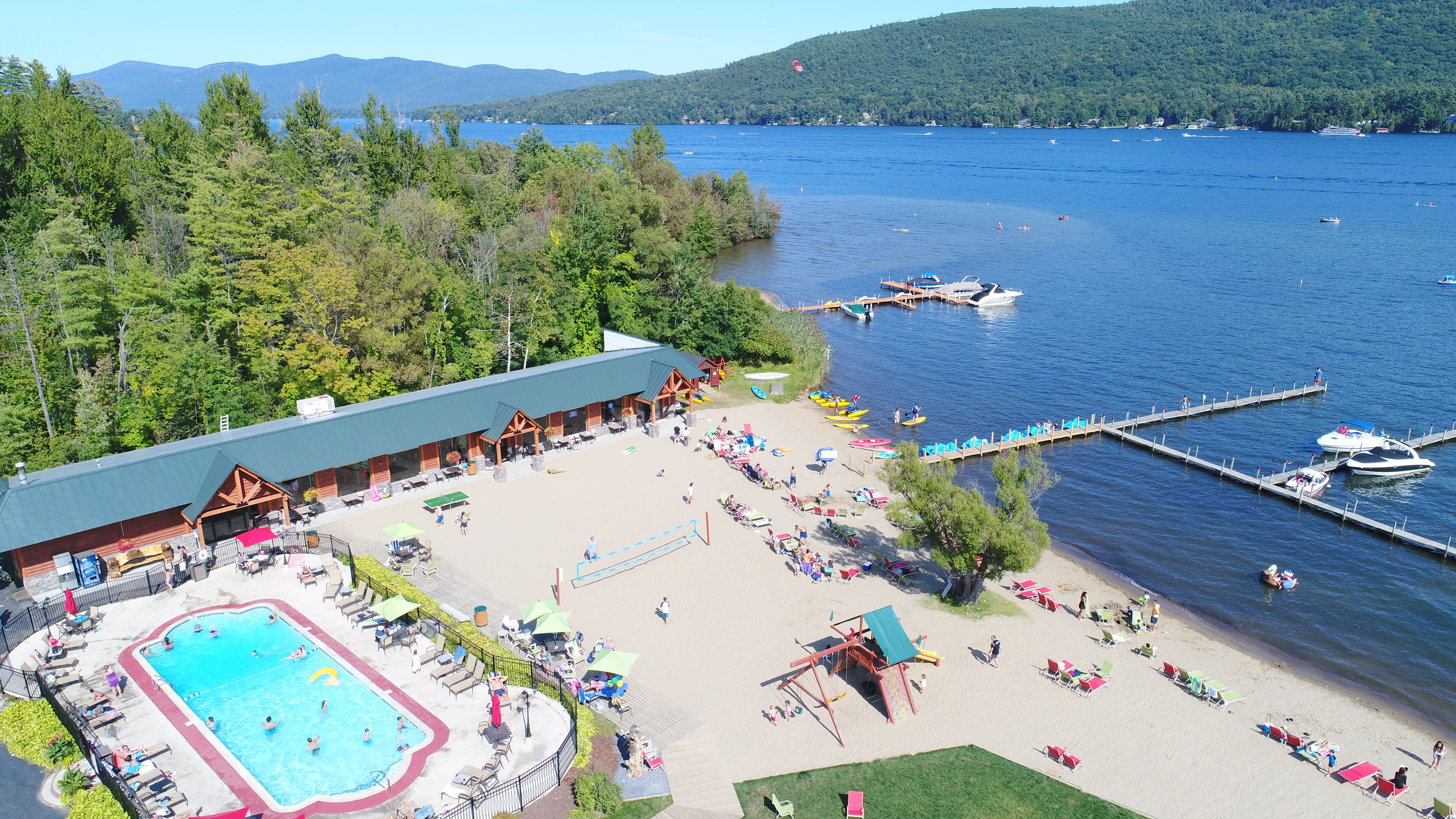 Photos Of Our Lake George Resort Scotty S Lakeside